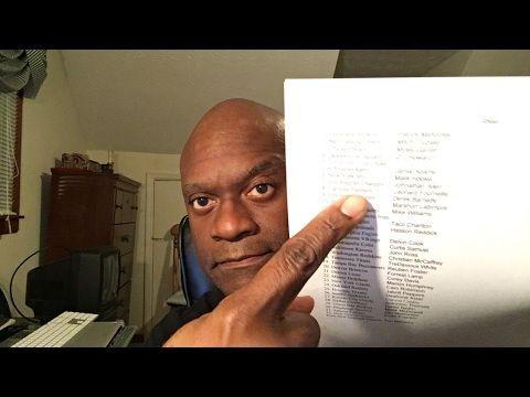 NFL Mock Draft 2017 Livestream Mahomes To Browns; Raiders Take Jabrill P...