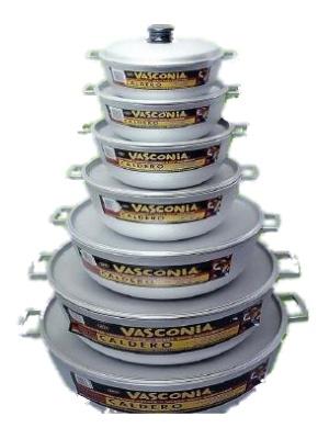 Auctionopia: Cast Aluminum Cauldron 9.5 Inches - Caldero De Aluminio Fundido