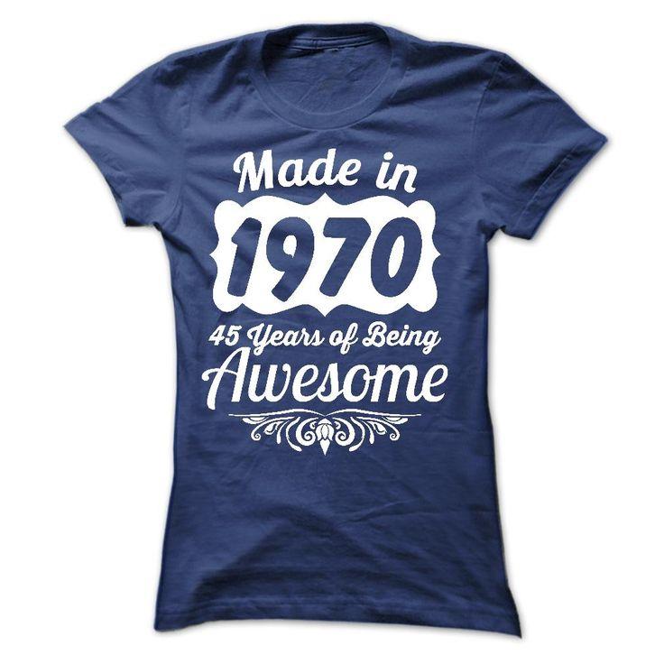 1970 Awesome Hoodie