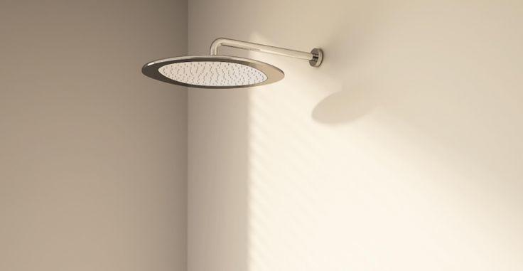 Abbassare i consumi sotto la doccia? È facile, grazie ai soffioni Synergy Showers di Firm Italia. Vieni a scoprirli nei nostri showroom