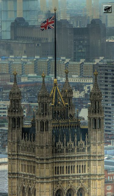 Palacio de Westminster, Londres.