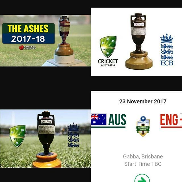 The ashes is back in town For all you cricket fans #theashes #theashes2017 #cricket #thepoms #cricketaustralia #sports #rivalry #sportingevent #test #competition #health #fitness #wellbeing #wellness #instahealth #instafitness #alliedhealth #softtissuetherapy #fitfam #instafit #heartnsoul #love #loveit