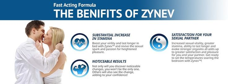 Zynev Male Enhancement contains the high-quality ingredients that work diligently to dilate blood vessels so that your penis is filled with blood and you can have longer-lasting erections. Also, this formula reduces the effects of aging by supercharging the higher levels of testosterone in the body