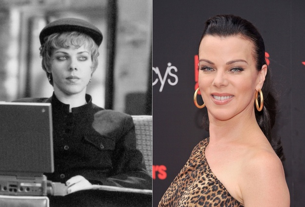 "Jane (Debi Mazar) | Where Is The Cast Of ""Empire Records"" Now?"