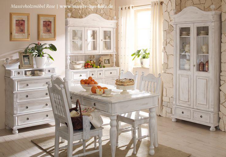 die besten 25 vitrine wei landhaus ideen auf pinterest vitrine landhaus vitrinenschrank. Black Bedroom Furniture Sets. Home Design Ideas