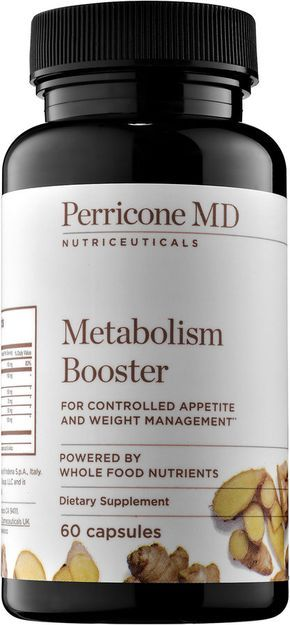 N V Perricone Metabolism Booster Health Metabolism Booster