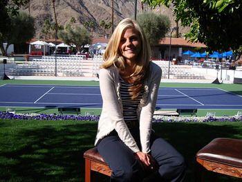 Samantha Ponder University of Florida grad. Present sideline reporter for college football on the ESPN network