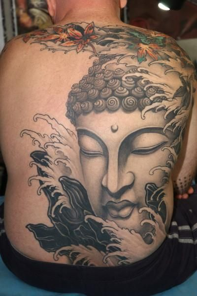 Buddha Tattoo Meaning Tattoos Buddhist