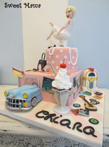 Cake Design Via Volta Milano : 27 best Torte compleanni images on Pinterest Cake, Cakes ...
