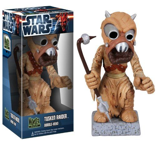 Funko Star Wars Mini MashUp Tusken Mummy Wacky Wobbler ** More info could be found at the image url.Note:It is affiliate link to Amazon.