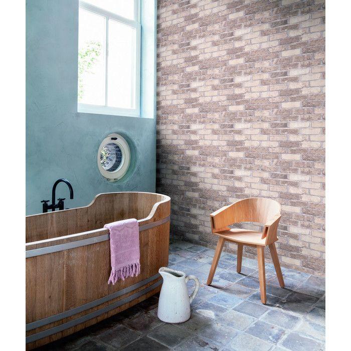 15 pingles murs de briques faux incontournables murs de briques et chambre mur de brique. Black Bedroom Furniture Sets. Home Design Ideas