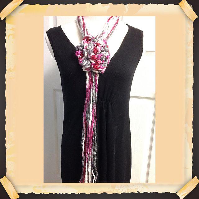 Mejores 86 imágenes de crochet scarf en Pinterest | Patrones para ...