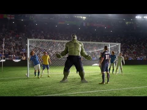 a commericial made by nike football. it's awesome, epic, funny, feautures some of m favourite football players ( except messi ) and it got 12 000 000 views i... ATL