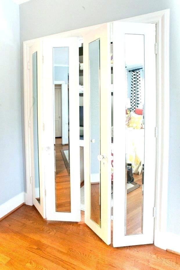 Mirrored French Doors Mirrored French Closet Doors Mirrored French French Closet Doors French Clos With Images Bedroom Closet Doors Mirror Closet Doors Bifold Closet Doors