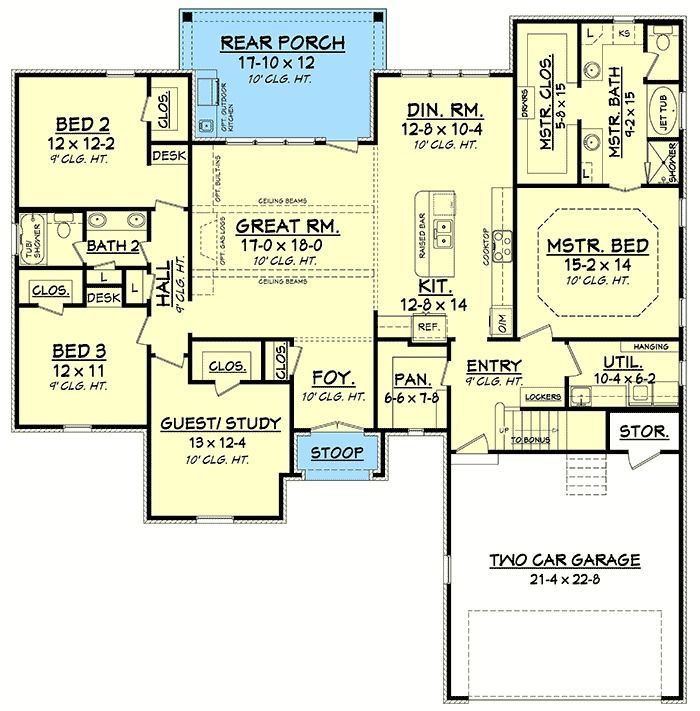 17 best ideas about acadian house plans on pinterest Acadian floor plans