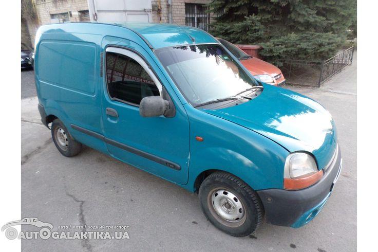 Renault Kangoo груз. (1999 г.в.) Автомобиль, Грузия