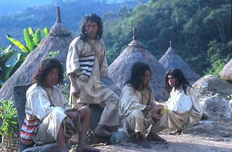 "The tribe known as 'Los Kogui' are today's custodians of the Tairona culture. They have a population of approximately 12,000 people - The Kogi base their lifestyles on their belief in ""The Great Mother,"" their creator figure, whom they believe is the force behind nature, providing guidance. The Kogi understand the Earth to be a living being, and see the colonizers' mining, building, pollution and other activities damaging the Great Mother."