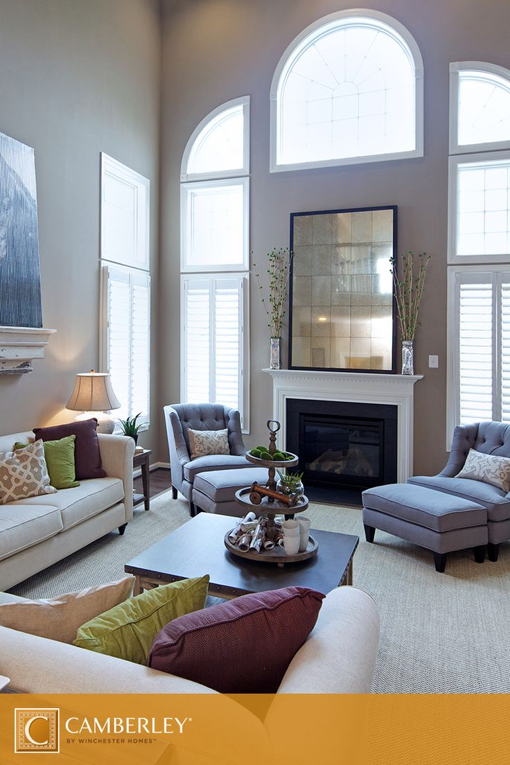 53 best living rooms images on pinterest model homes cabin and