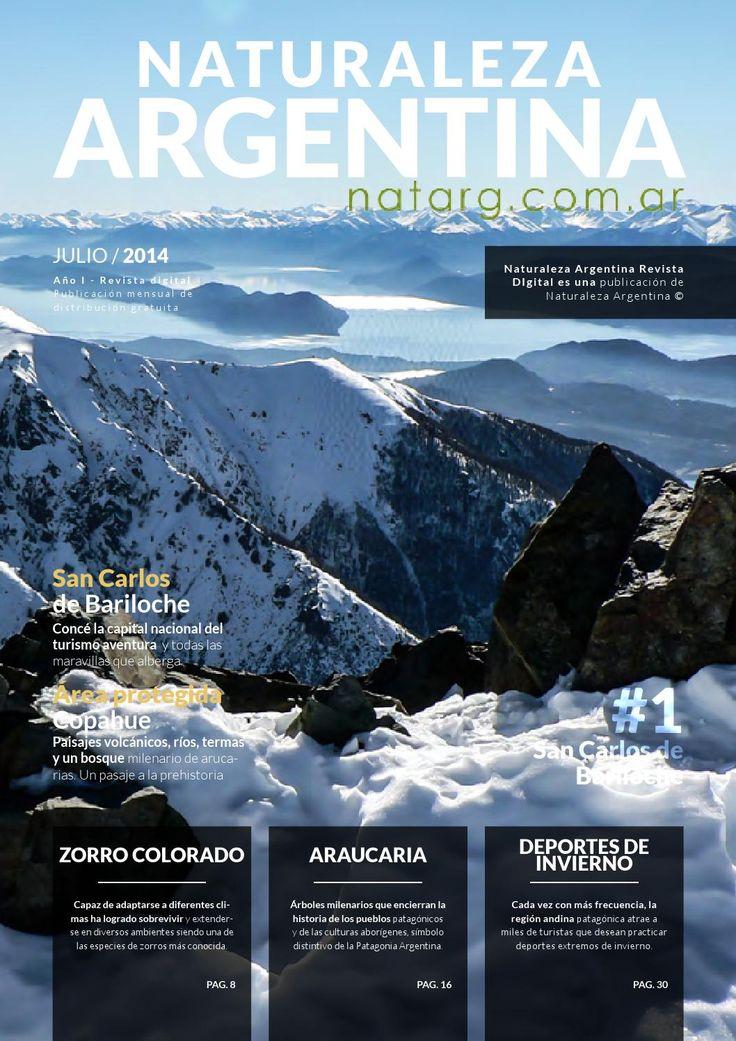Bariloche es el destino turístico más visitado de toda la Patagonia y tercero a nivel nacional. Es la ciudad argentina más poblada de los Andes Patagónicos. Está ubicada... http://natarg.com.ar/revista-digital/