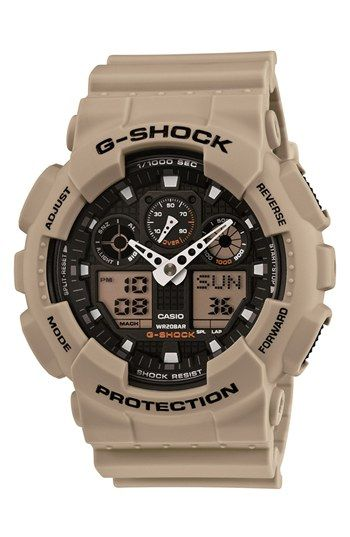 G-shock @Alex Jones Jones Jones Jones Jones Ramirez I have never seen this color before!