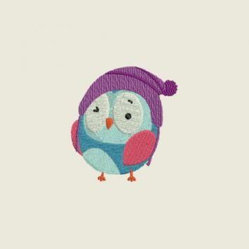 Winter owls 06 | Spookies Treasures