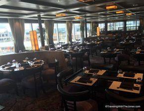 Tamarind Restaurant, Koningsdam, Holland America Line
