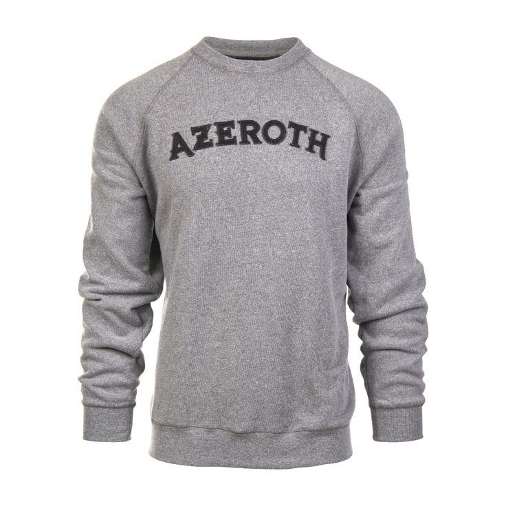 World of Warcraft Azeroth Sweater