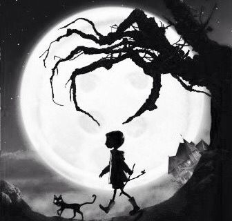 Coraline I know it's not tim burton but it's going in this board anyways