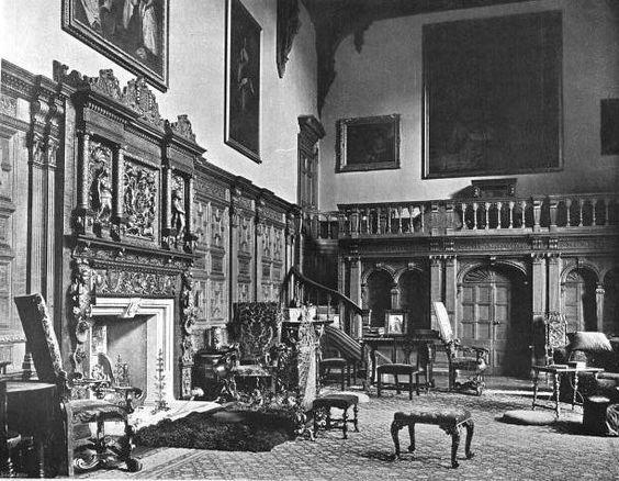 castle ashby vintage - Google Search