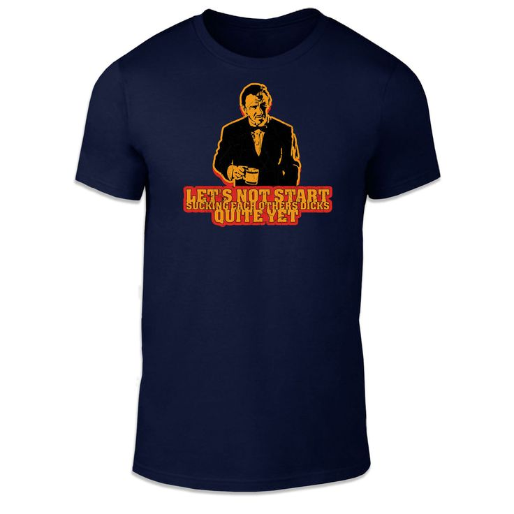2017 Men's T-Shirt - The Wolf Pulp Fiction - Funny Movie Parody Design Size S-2XL O-Neck top tees
