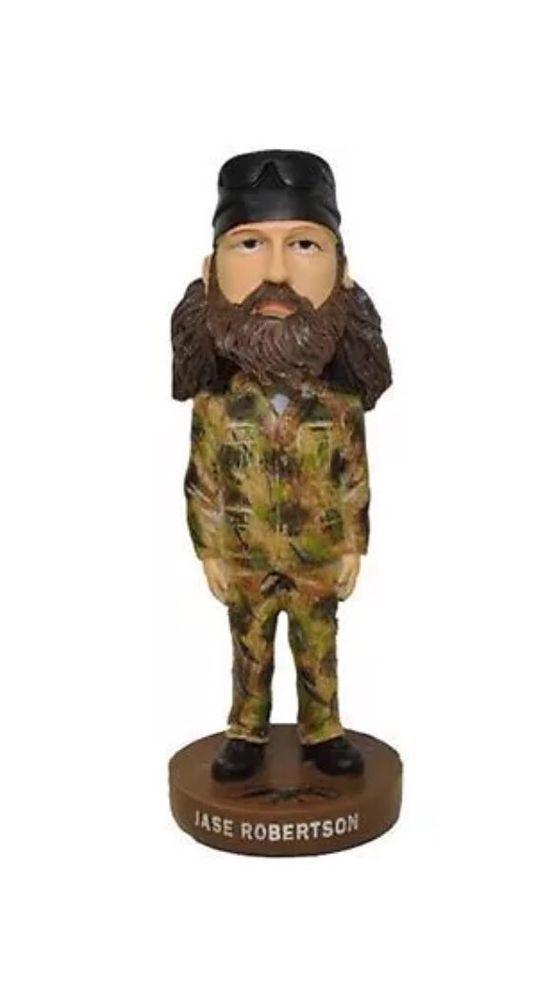 Brand New - Duck Commander Bobble Head - Jase Robertson  | eBay