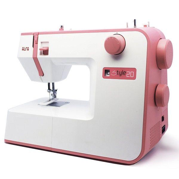 Máquinas coser caseras baratas marca Alfa 2