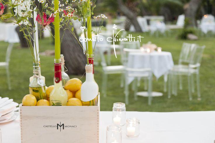#castellomonaci #limoni #limoncello #candele #portacandele #gloriose #donatochiriatti weddingatthecastle #castello #floralarrangements #weddingdesign #weddingflower #lecce #matrimonioinsalento #puglia #matrimonio #wedding #matrimoniopuglia #fiori #flowerdesign #eventi