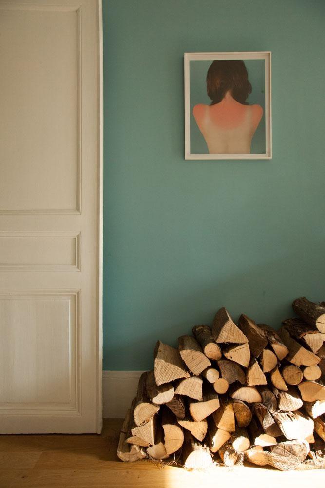 Salon Mur Tableau Pierre Le Ny Emilie Urbansky Paris