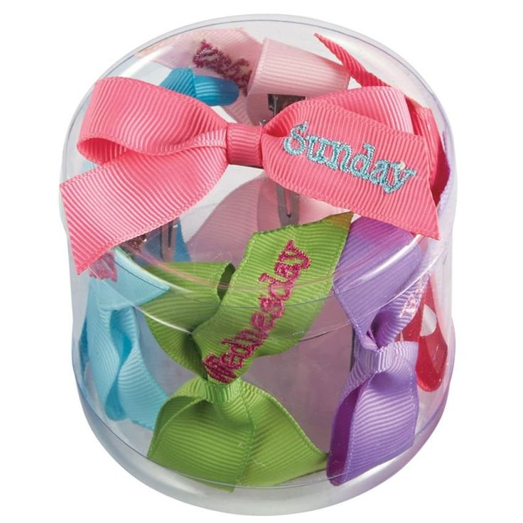 31 best easter gift ideas images on pinterest easter gift days of the week bows girl giftsbaby giftseaster negle Images
