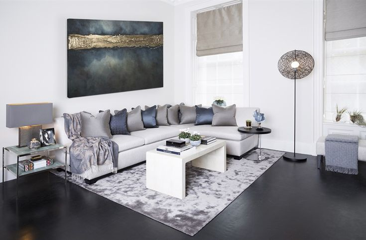Blue Steel Coalescence - Artwork & Sculptures - The Sofa & Chair Company