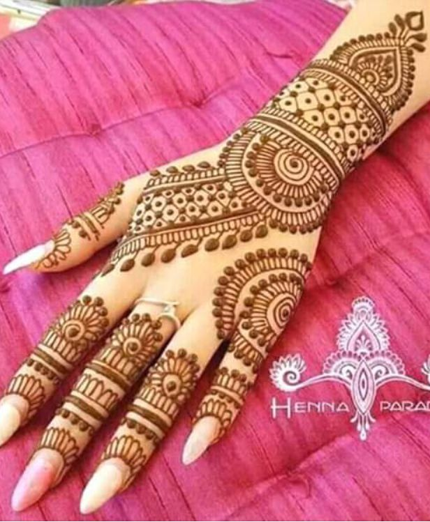 Wedding Henna Designs Image By Pooja On Henna Designs Mehndi