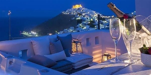 Melograno Villas, Chora, Astypalaia, Dodecanese Islands Hotel Reviews | i-escape.com