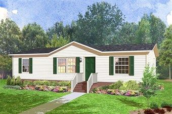Oakwood Homes of Greenville, SC | Photos THE ANTIGUA | 30CRB28403AH