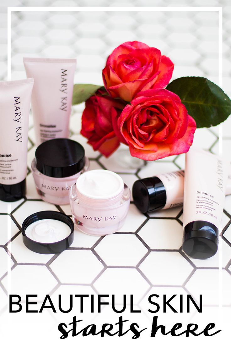 Make skincare your priority with TimeWise Age-Fighting Moisturizer and Intense Moisturizing Cream.