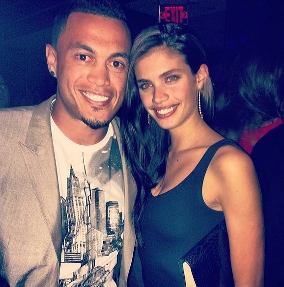 John Carlos Stanton Physique | Who is MLB player Giancarlo Stanton's Girlfriend?
