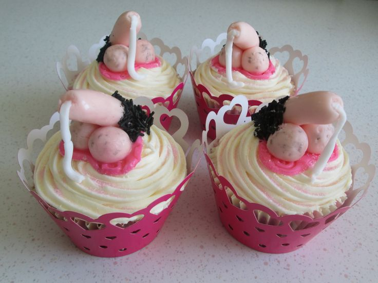 fondant willies for hen party