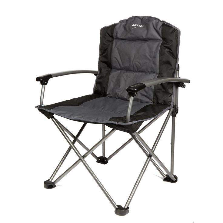 Kraken Oversized Chair Folding Chair Heavy Duty Camping