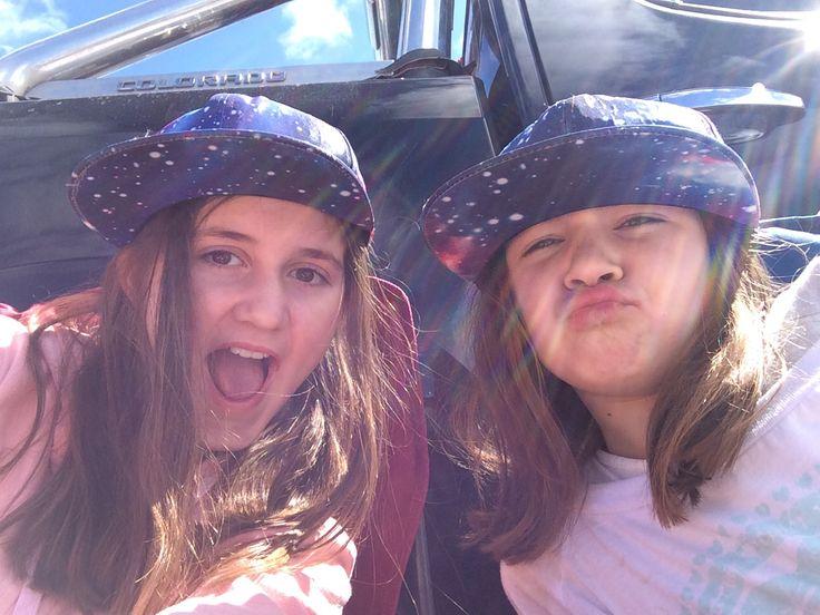 AJ and I