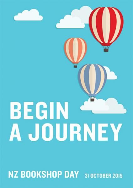 Take yourself off with a good book - begin a journey.