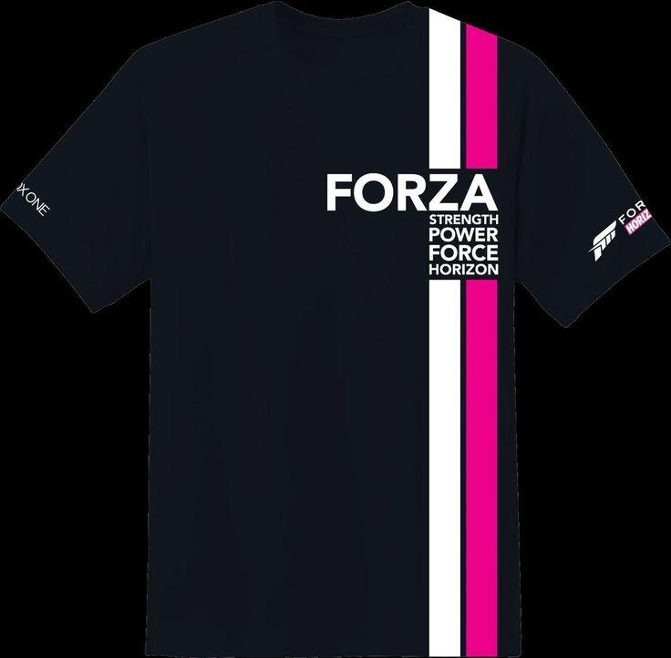 Forza Horizon 3 T-Shirt (Size: XL) #Microsoft