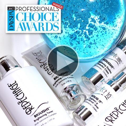 Beauty Award Winner: Repêchage Biolight Collection for Skin Brightening