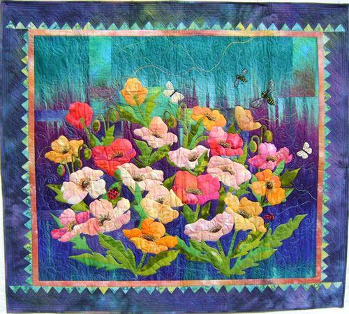 Mary Transom - Quilt Artist Summer Breeze