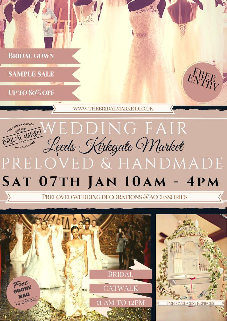 Preloved Handmade Wedding Fair Leeds