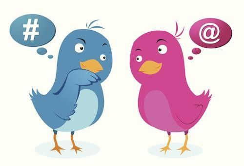 A Crash Course in the Language of #Twitter